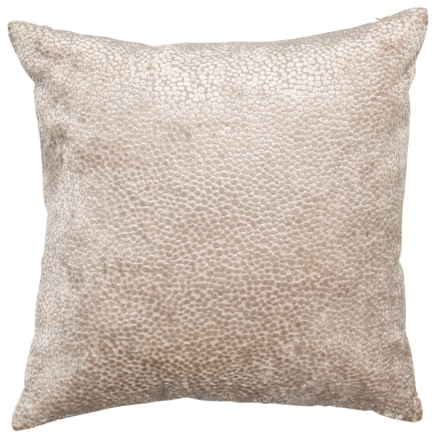 Malini Bingham Taupe Cushion-Cushion-The Modern Home Shop