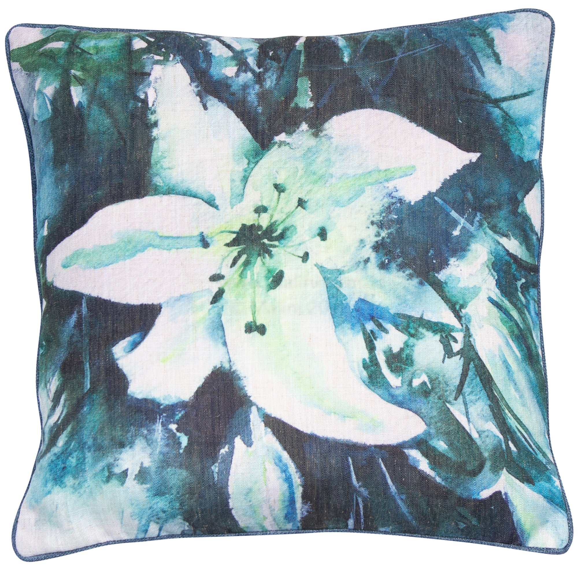 Malini Lily Cushion-Cushion-The Modern Home Shop