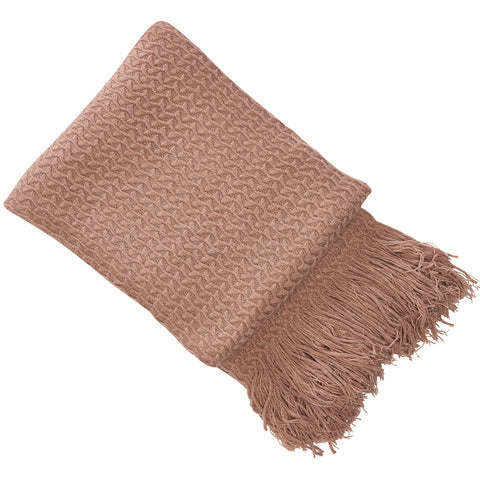 Malini Rhine Pink Throw-Throw-The Modern Home Shop