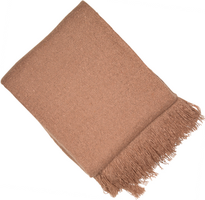 Malini Vogue Putty Mink Throw-Throw-The Modern Home Shop