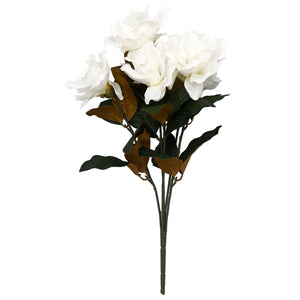 Faux Magnolia Stem 56cm-Artificial Plant-The Modern Home Shop