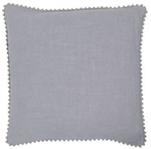 Malini Emma Grey Cushion-Cushion-The Modern Home Shop