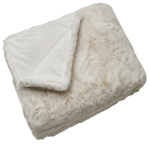Malini Rapture White Throw