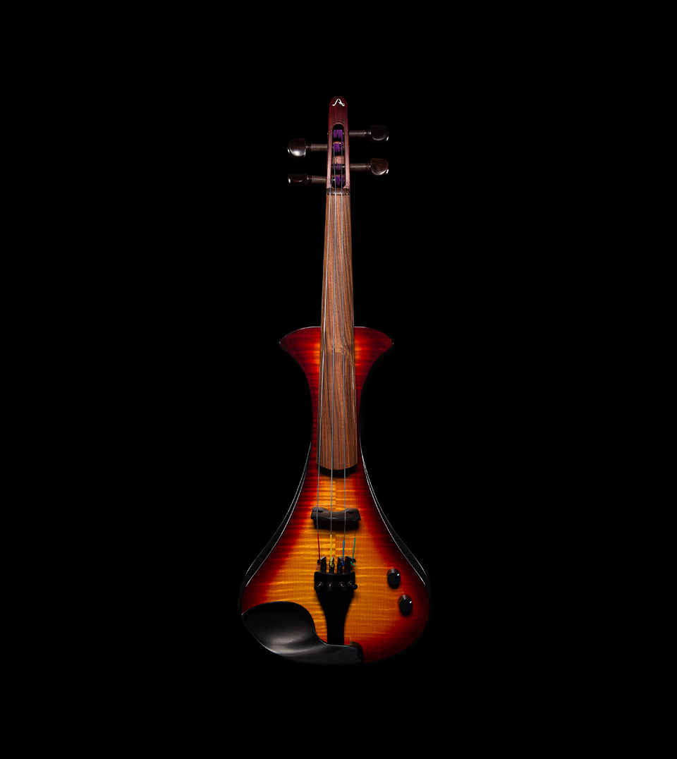 Aurora Wood Cherry Sunburst