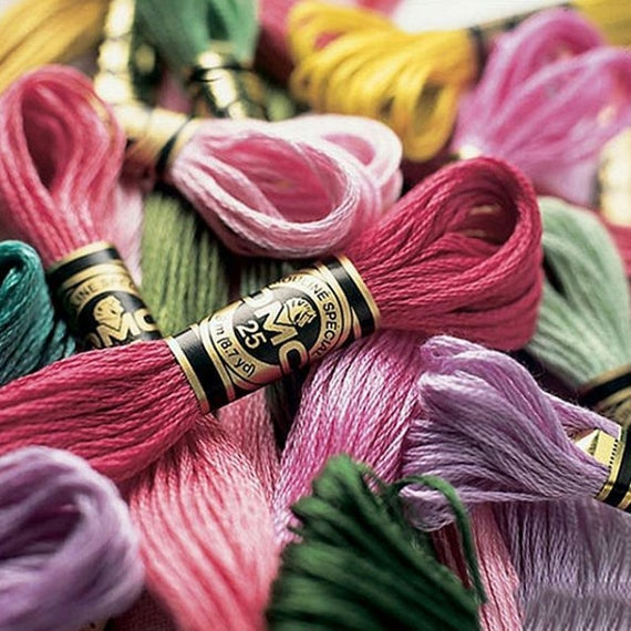 DMC Embroidery Floss