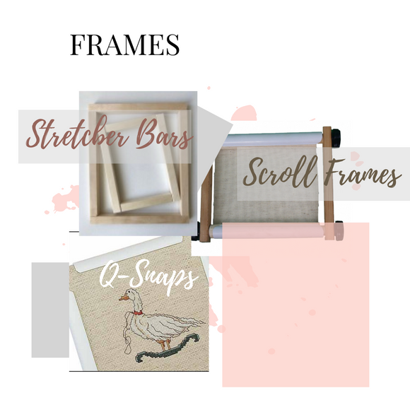 Frames/Stretcher Bars