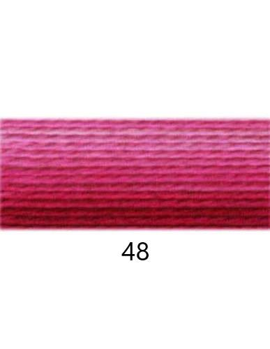 DMC Embroidery Floss - 48 Variegated Pink
