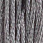 DMC Embroidery Floss - 04 Dark Tin