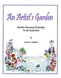 An Artist's Garden Brazilian Embroidery Book