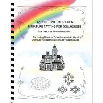 Tatting Tiny Treasures tatting book