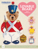 Lovable Bears embroidery book