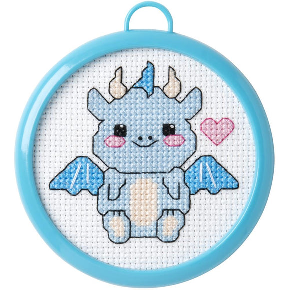 Dragon -  My 1st Cross Stitch Kit