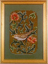 Meadow counted cross stitch kit