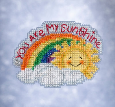 My Sunshine counted cross stitch kit