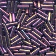 72051 Royal Mauve Mill Hill Small Bugle beads