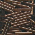 92023 Root Beer – Mill Hill Large Bugle Beads