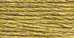 DMC Embroidery Floss - 371 Mustard