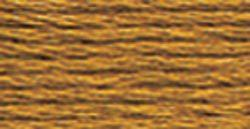 DMC Embroidery Floss - 420 Dark Hazelnut Brown