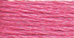 DMC Embroidery Floss - 603 Cranberry