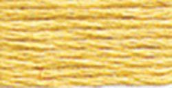 DMC Embroidery Floss - 676 Light Old Gold