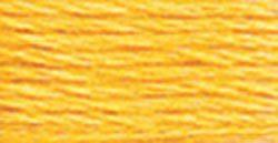 DMC Embroidery Floss - 743 Medium Yellow