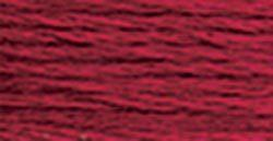 DMC Embroidery Floss - 777 Very Dark Raspberry