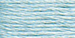 DMC Embroidery Floss - 828 Ultra Very Light Blue