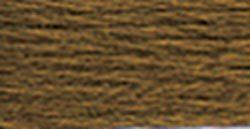 DMC Embroidery Floss - 829 Very Dark Golden Olive