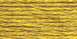 DMC Embroidery Floss - 833 Light Golden Olive