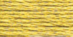 DMC Embroidery Floss - 834 Very Light Golden Olive