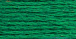 DMC Embroidery Floss - 909 Very Dark Emerald Green