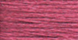 DMC Embroidery Floss - 3687 Mauve