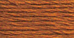DMC Embroidery Floss - 3826 Golden Brown