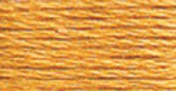 DMC Embroidery Floss - 3827 Pale Golden Brown