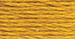 DMC Embroidery Floss - 3852 Very Dark Straw