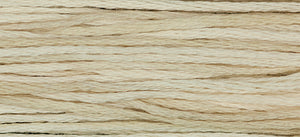 Weeks Dye Works Floss – 1110 Parchment
