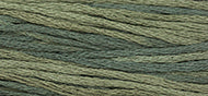 Weeks Dye Works Floss – 1303 Charcoal
