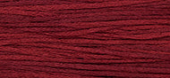 Weeks Dye Works Floss – 1334 Merlot