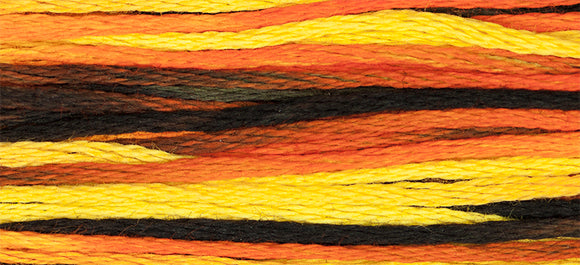 Weeks Dye Works Floss – 4101 Trick Or Treat