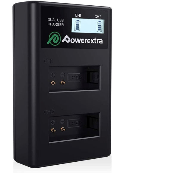 Adapter LP-E12 Powerextra