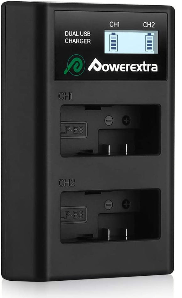 Adapter LP-E8 Powerextra