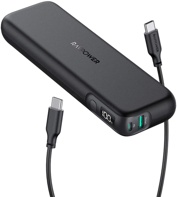 Ravpower 18W Type C PD Power bank 15000 mAh