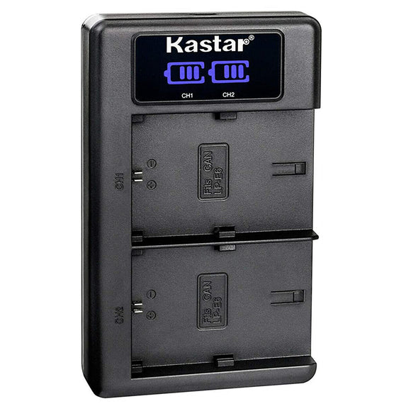 Adapter LP-E6 Kastar