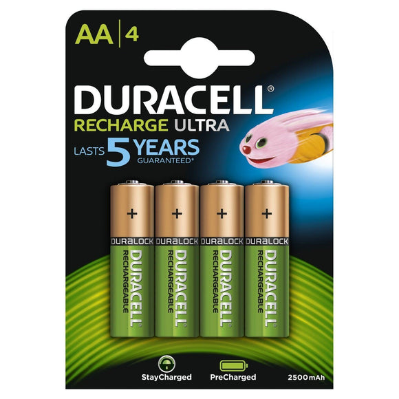 Duracell Recharge Ultra 2500 mAh