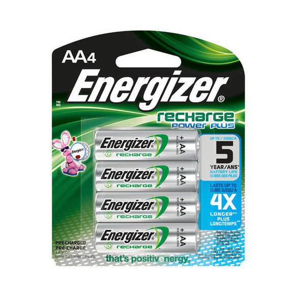 Energizer Recharge Power PLUS [AA]