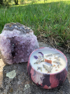 White Sage & Lavender Candle