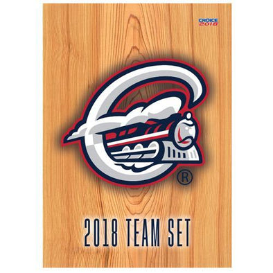 Syracuse Chiefs 2018 Team Card Set