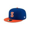 Syracuse Mets NE Home On-Field Cap