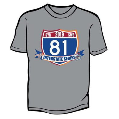 Syracuse Mets 81 Series T-shirt