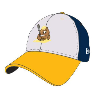 Syracuse Mets Salt Potatoes Tri-Color Adj. Cap